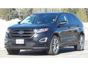 2015 Ford Edge Sport (Leather, Navigation, AWD, New Tires!)