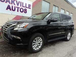 2014 Lexus GX 460 NAVIGATION Premium COOLED SEATS SAFETY INCL