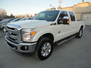 "2016 Ford Super Duty F-250 Lariat-Diesel-Crew-Navi-6'6""Box"