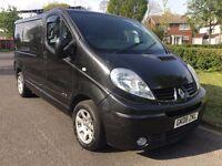 Renault Trafic 2.0 TD dCi SL27 Panel Van 4dr £3,690 no VAT 2008 (08 reg), Panel Van