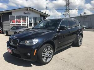 2011 BMW X5 35i|M PACKAGE|NAV|360CAM|PANO|LEATHER
