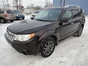 2013 Subaru Forester 2.5X Touring at