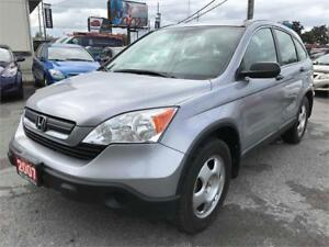 2007 Honda CR-V - Only 124.000 km - NO ACCIDENTS! - Clean SUV