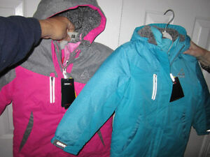 "Jackets, Winter,Girls size 6/6X, ""Gerry"", 3 jkts in 1, BNWT - Re"