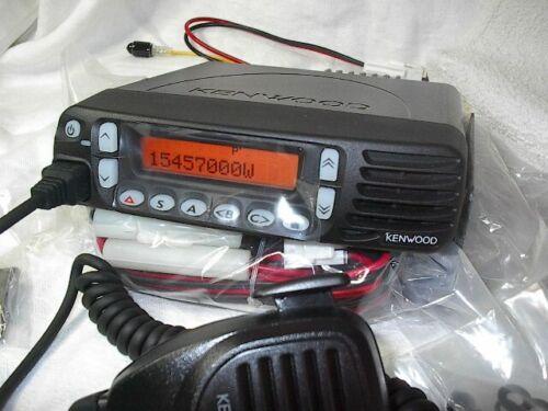 KENWOOD TK-7180-K  TK7180  VHF 136-174MHZ 30W NEW ACCESSORIES KMC30