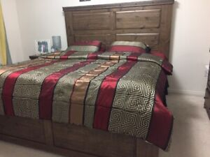 King Bedroom set + misc. items - STEAL DEAL- MUST GO!!!