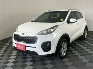 2016 Kia Sportage QL MY17 Si 2WD Red 6 Speed Sports Automatic Wagon Arndell Park Blacktown Area Preview