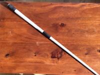 *** REDUCED*** VINTAGE CONDUCTORS BATON IN WHITE WOOD AND HALLMARKED SILVER