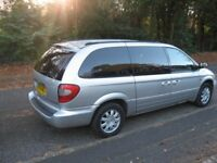 2004 CHRYSLER GRAND VOYAGER DIESEL LTD XS AUTO 7 SEATER MOT/SEPT PART X