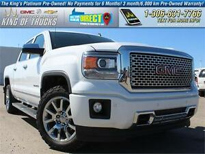 2014 GMC Sierra 1500 Denali Leather | Sunroof | PST Paid