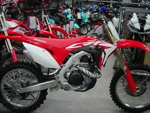 2017 HONDA Competition CRF 450 RH
