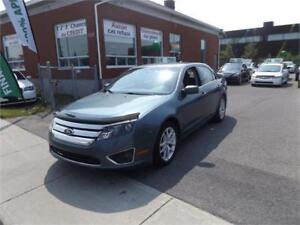 FORD FUSION 2012 SEL AWD**BLUETOOTH ET ++ BEAUCOUP D'ESPACE!!!