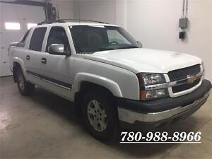 2005Chevy Avalanche,Fresh trade in,starts,runs,drives strong Z71