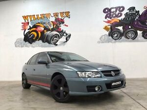 2006 Holden Commodore VZ SVZ Automatic Sedan Williamstown North Hobsons Bay Area Preview