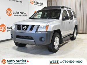 2008 Nissan Xterra *ONE OWNER* X, AUTO, 4X4 A/C