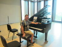 Piano, Theory, Saxophone or Voice Lessons!
