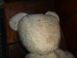 Antique English Teddy Bear c. 1920 West Island Greater Montréal image 7