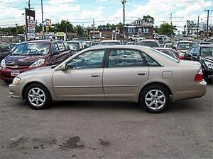 2004 Toyota AVALON  XLS, 152K! 3.0L V6, AUTO, LEATHER, S-ROOF