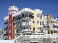 Furnished One Bdrm Ground Unit at Silver Star Mountain Resort