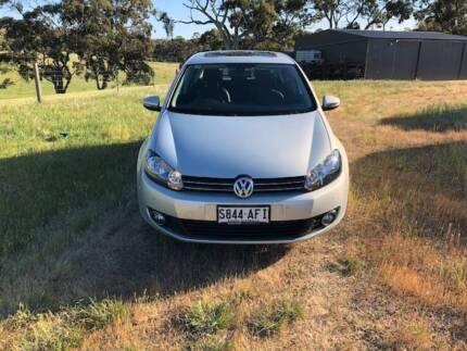 2009 Volkswagen Golf Comfortline VI 1.4L 118TSI Auto MY09