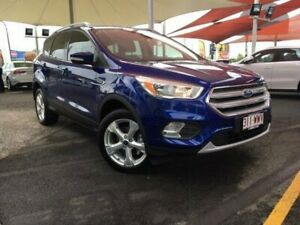2016 Ford Escape ZG Trend 2WD Grey 6 Speed Sports Automatic Wagon Bungalow Cairns City Preview