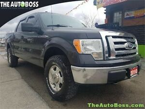 2010 Ford F-150 XLT SUPER CREW CERTIFIED! 4X4! WARRANTY!