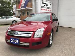 2006 Ford Fusion SE / CERTIFIED/ DYNASTY AUTO