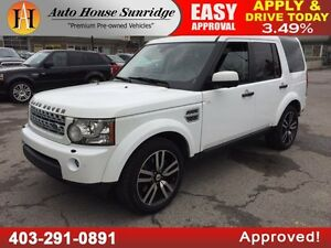 2012 LAND ROVER LR4 HSE LUX NAVIGATION BACKUP CAMERA 7 PASSENGER