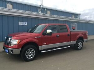 2011 Ford F-150 XLT ECO BOOST 4X4
