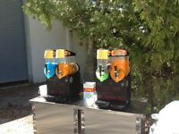Portable Slush Machine Rentals