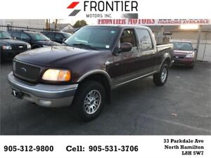 2003 Ford F-150 XLT KING RANCH 4x4 AS IS