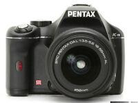 Caméra Pentax K-M