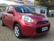 2014 Nissan Micra K13 MY13 ST-L 5 Speed Manual Hatchback Evanston Gawler Area Preview