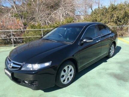 2007 Honda Accord Euro CL MY2007 Euro Black 5 Speed Automatic Sedan North Manly Manly Area Preview
