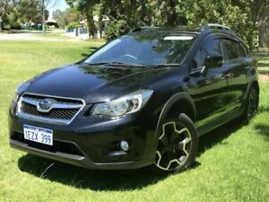 2015 Subaru XV G4X MY15 2.0i-S Lineartronic AWD Black 6 Speed Constant Variable Wagon