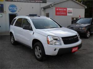 2005 Chevrolet Equinox LT|NO RUST|SUNROOF|MUST SEE