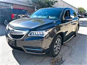 2014 Acura MDX Navigation Package, NO ACCIDENT