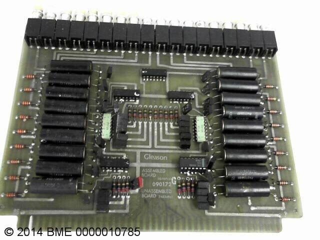 Gleason  Control Panel -  50797151G  - Used