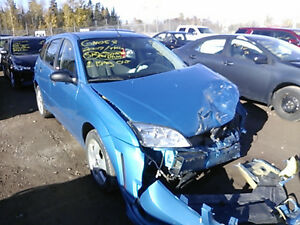 parting out 2007 ford focus