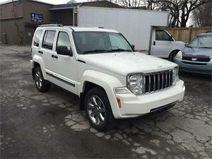 2008 Jeep Liberty Édition Limited*Cuir*Toit*4x4*Financement $0