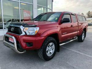2014 Toyota Tacoma 4X4+5 SPEED MANUAL!