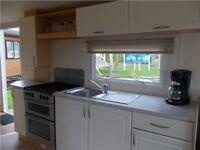 Caravan, 8 berth, Romney (Kent) direct beach access, dog friendly park, fishing lake & more