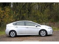 TOYOTA PRIUS UBER READY **ONLY £125 PER WEEK** CHRISTMAS SPECIAL HURRY