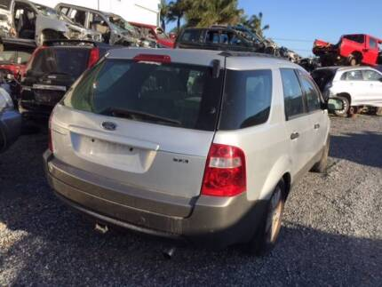 2005 FORD TERRITORY - NOW WRECKING Wingfield Port Adelaide Area Preview