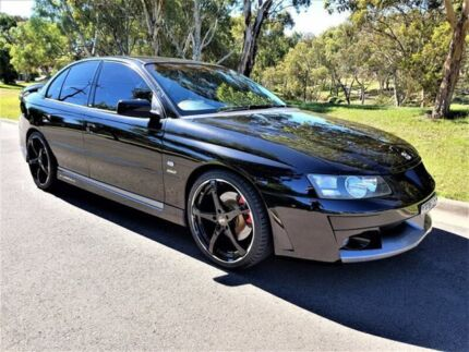 2003 Holden Special Vehicles Clubsport Y Black 4 Speed Automatic Sedan Medindie Walkerville Area Preview