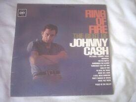 R30 Vinyl LP The Best Of Johnny Cash