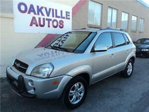 2007 Hyundai Tucson GLS-NEW TIMING BELT-LEATHER