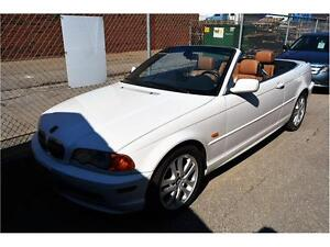 2002 BMW 3 Series 330Ci | CONVERTIBLE | LEATHER