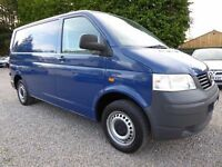Volkswagen Transporter 1.9 TDI T28 TDI 84 SWB Panel Van, Low 44,000 Genuine Miles Only, No Advisory