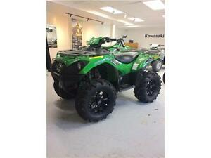 2016 Kawasaki Brute Force 750 4x4i EPS SE - LOTS OF EXTRA's